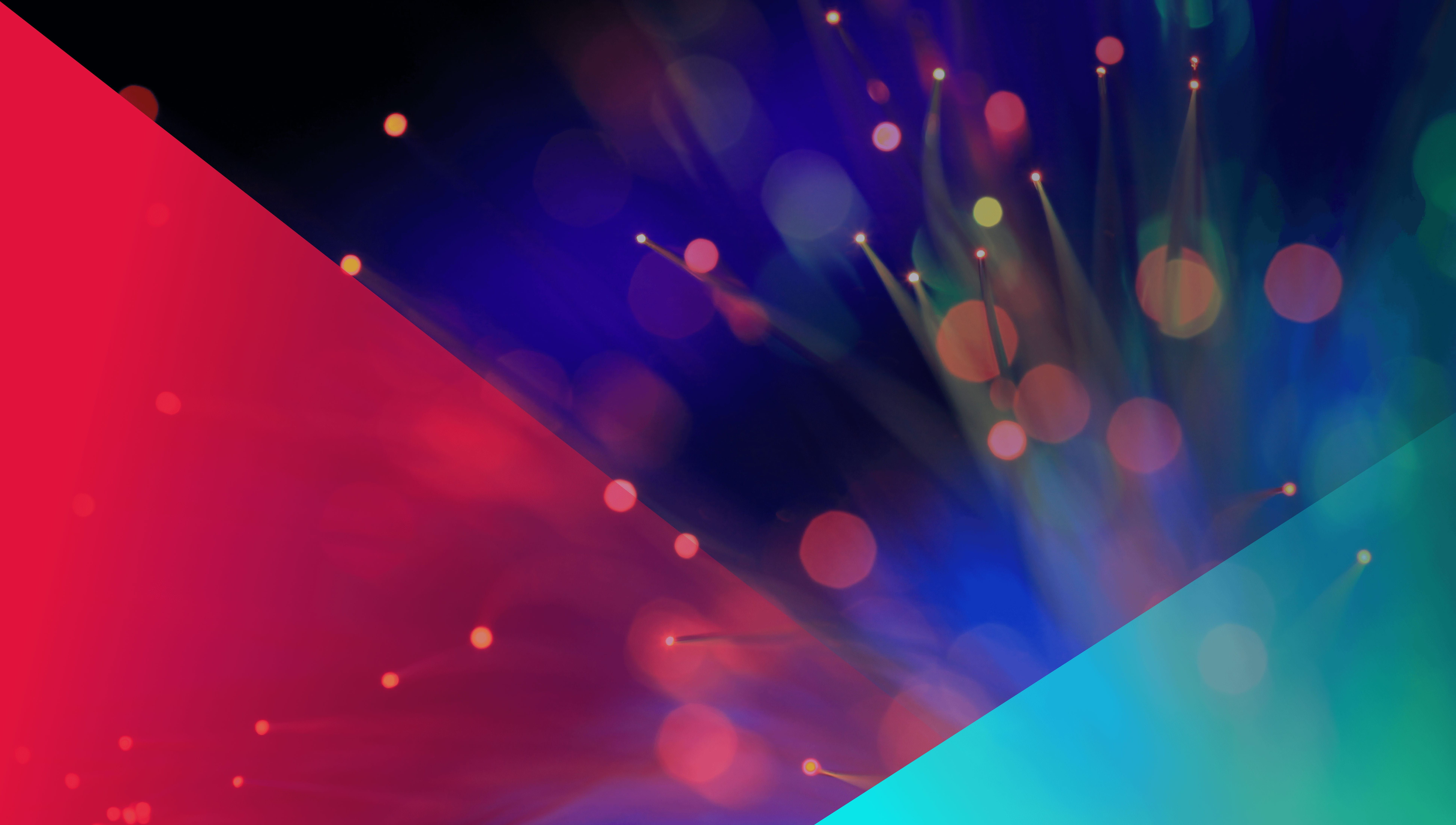 Colorful Blurred Boken Lights 8k Abstract Desktop Wallpapers