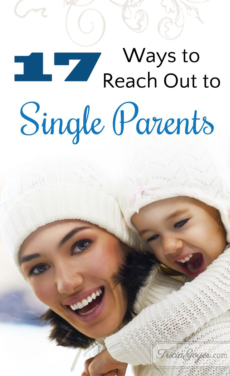 Single parent christian dating