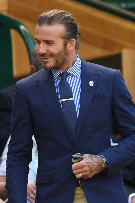 fee961a6171 David Beckham in Polo Ralph Lauren.  MensJeans