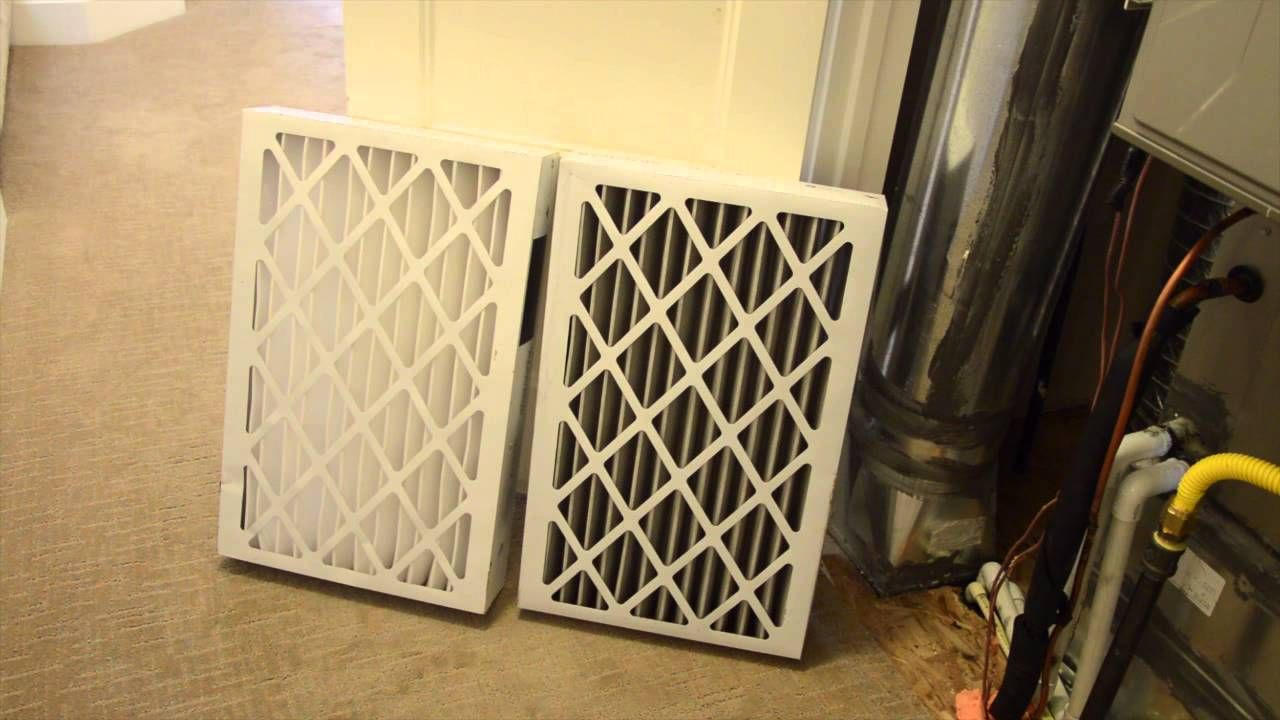 Sego Minute Maintenance - Replace Furnace Filter A clean filter will help improve the efficiency your HVAC system, reducing monthly energy costs and extending the life of your heating and cooling systems. It can also reduce the allergens in your home. In less than 60 seconds, learn how to replace a furnace air filter.