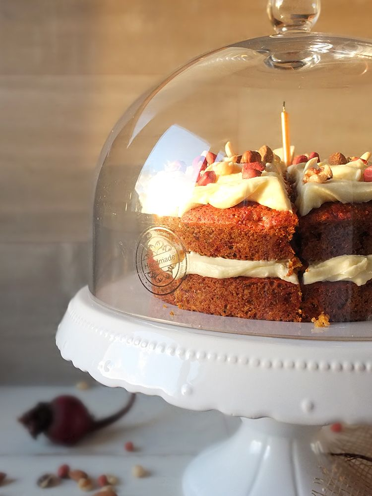 Juicer Pulp Cake 3