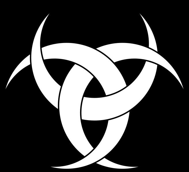 Left Upper Tricep Tattoo Triple Moon Goddess