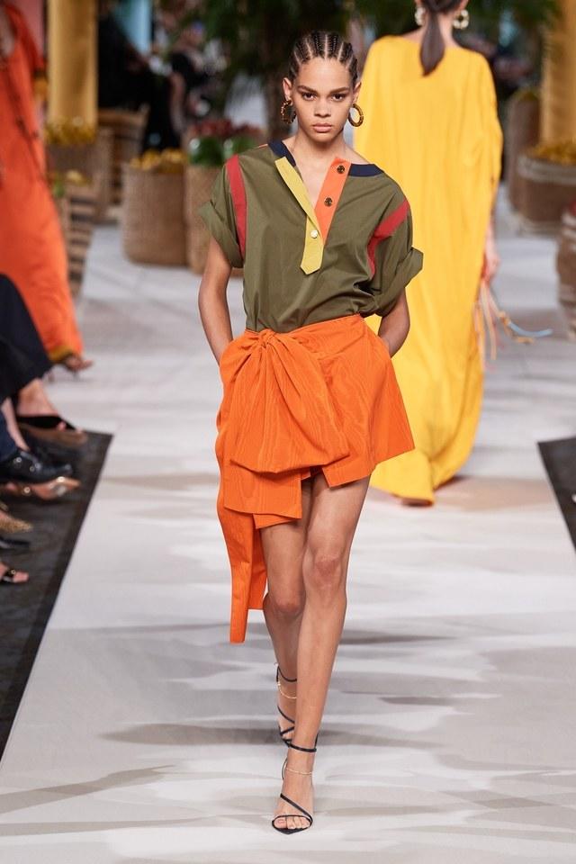 Photo of Oscar de la Renta Frühjahr / Sommer 2020 Klar for bruk – Moteshow | Vogue Tyskland