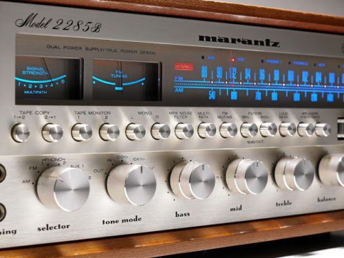 Marantz vintage audiophile fm stereo indoor antenna tuner receiver