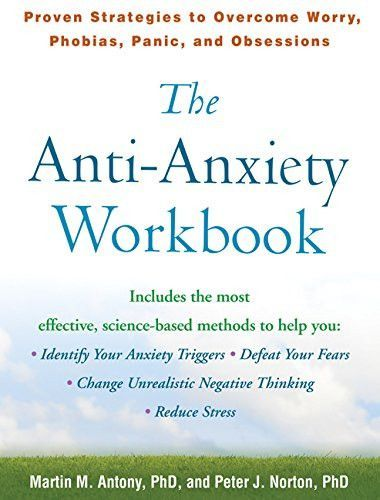 Free Worksheets to Help You Manage Your Anxiety, Depression and ...