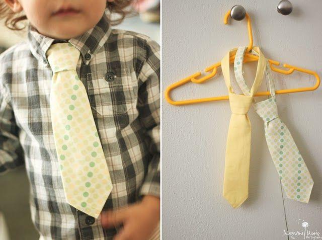 Little boy ties.