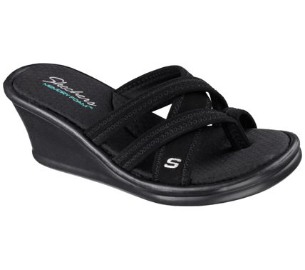 b713f454c0a5 Buy SKECHERS Women s Rumblers - Young At Heart Thong Sandals only  42.00