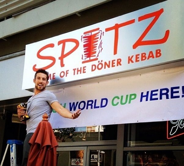Where to celebrate the  2014 FIFA World Cup in #SLC | by @Gastronomic SLC #soccer