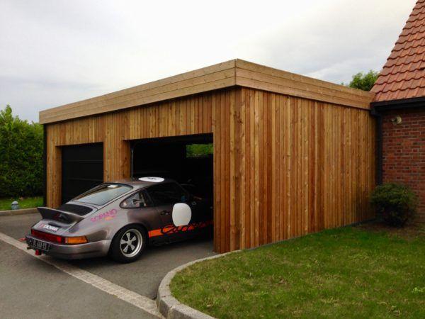 Garages en 2019   Idée garage, Garage moderne et Garage bois