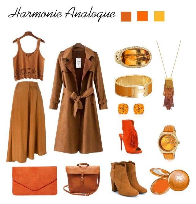 Harmonie Analogue Mode Vetement Style Vestimentaire Mode