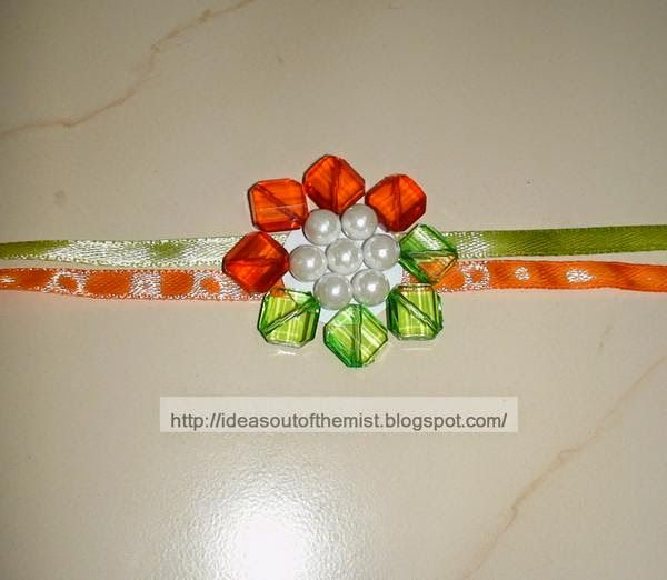 Rakhi Making Ideas For Young Kids For School Competitions Rakhi