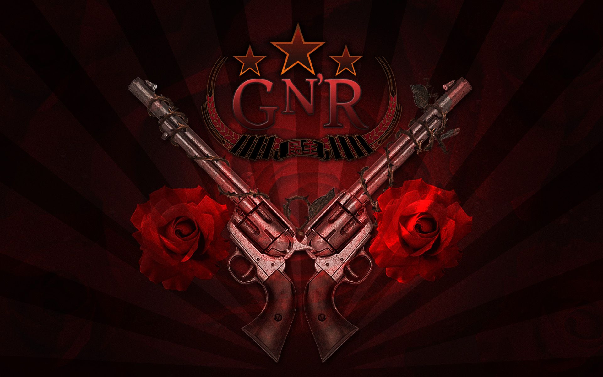 Guns N Roses Hd Wallpapers Backgrounds Wallpaper Band