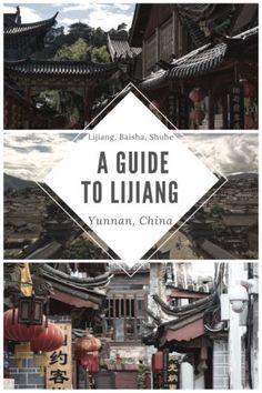 Where to stay in Lijiang, Yunnan, China: Pick between the ancient towns of Shuhe, Lijiang and Baisha