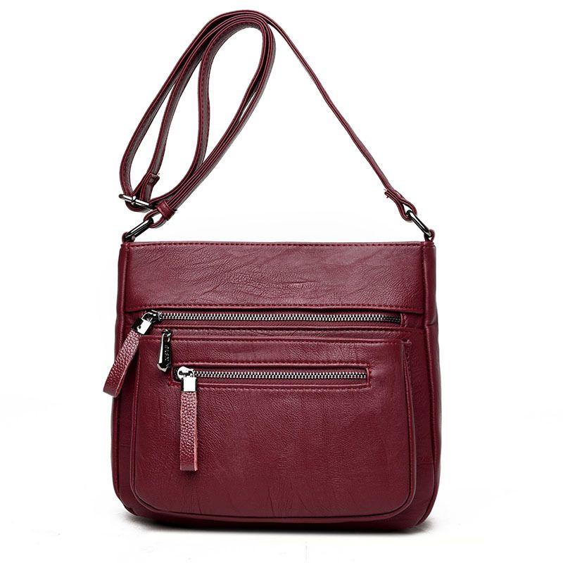 Bag · Smart people Original Price US  26.90 Sale Price US  21.79 Women  Handbags Leather Shoulder ... 910f2a574f