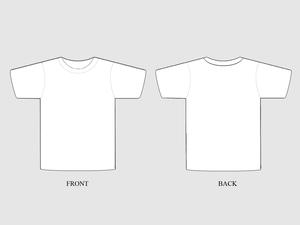 Plain T Shirt Image Vector Clip Art Online Royalty Free Public Domain Membuat Baju Kaos Baju Kaos