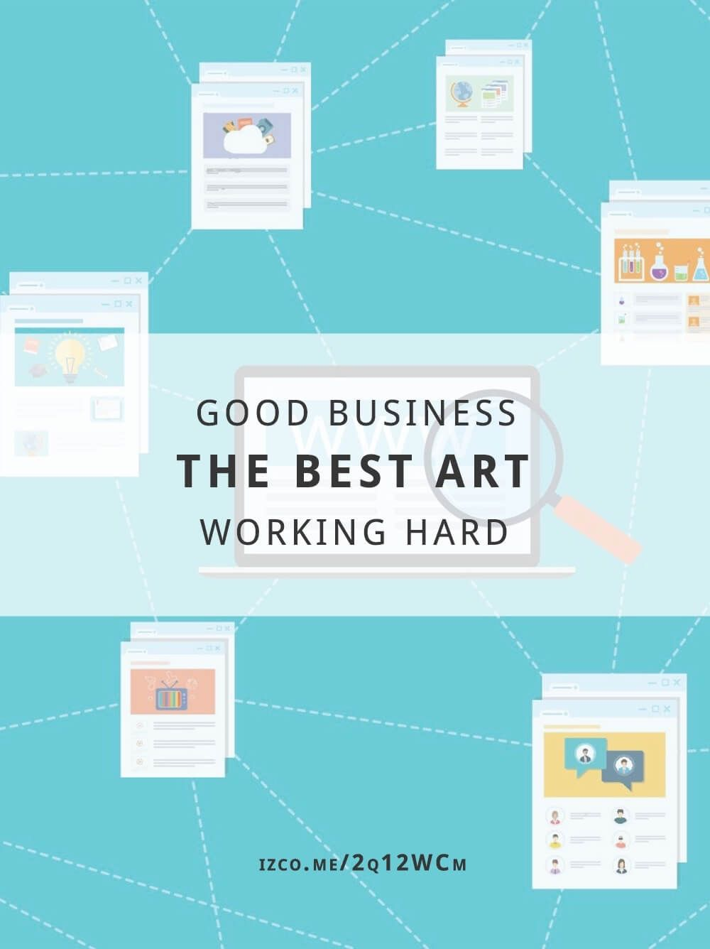 Remember That Good Business Is the Best Art. Being good in business is the most fascinating kind of art. Making money is art and working is art and good business is the best art. -- Andy Warhol.