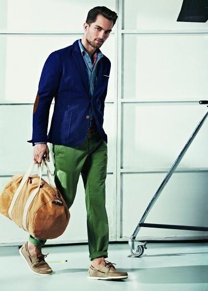 Men's Fashion   Green Pants #mens #man #fashion   My fashion ...