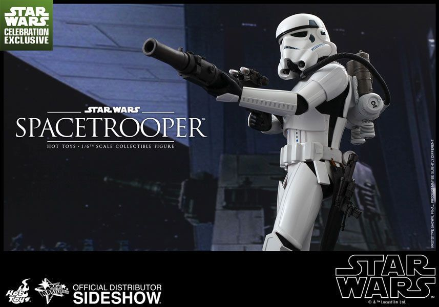Sideshow Militaries Of Star Wars 1:6 Stormtrooper A New Hope Movie Figure