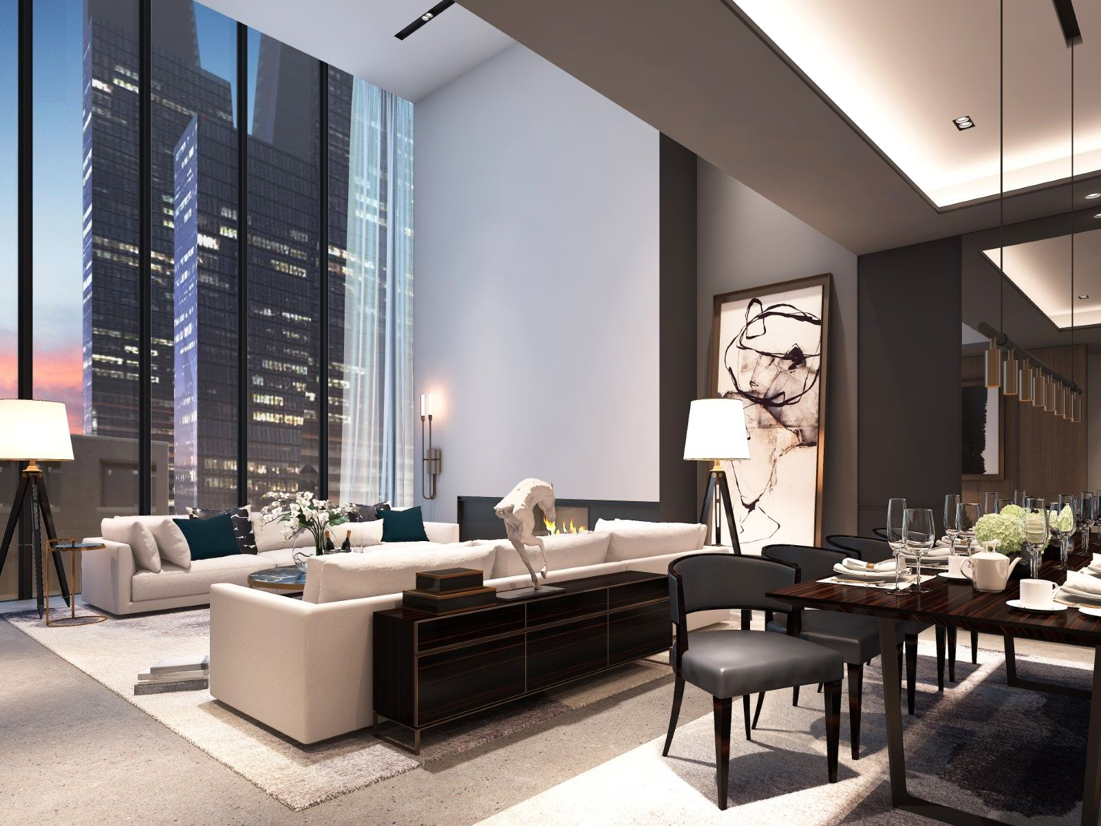 soori high line penthouse 10b luxury nyc condo for sale extraordinary new york in 2019. Black Bedroom Furniture Sets. Home Design Ideas