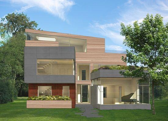 Fabulous! House Designs Pinterest Modern architects, Modern