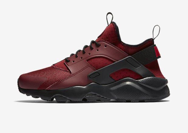 best online latest reasonably priced Nike Air Huarache Ultra Hommes Équipe Rouge Rouge Noir Pas ...