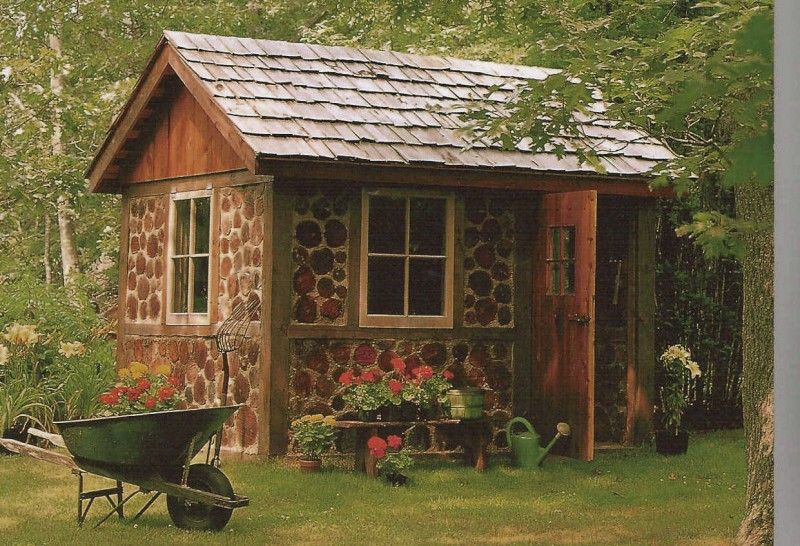 Wonderful Garden Shed Designs For Children Traditional