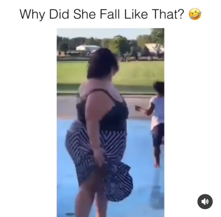 Best Funny Videos OMG did she twist her leg I hope she was OK and this is a lesson to others to take extra care on icy surface 2