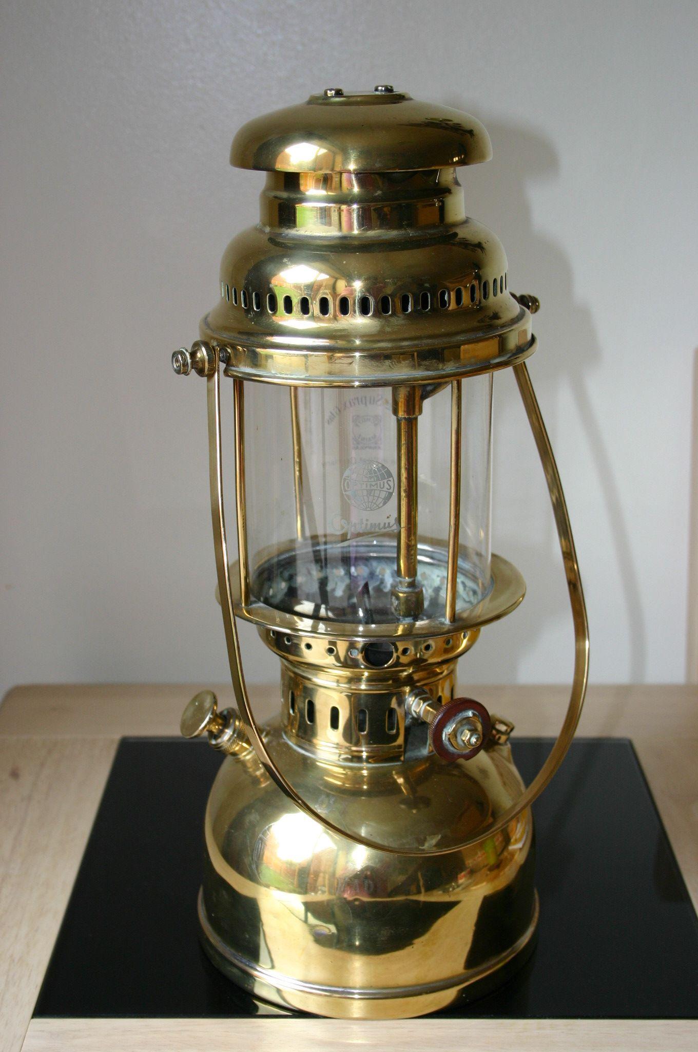Optimus Gas Lantern Gas Lantern In 2019 Gas Lanterns
