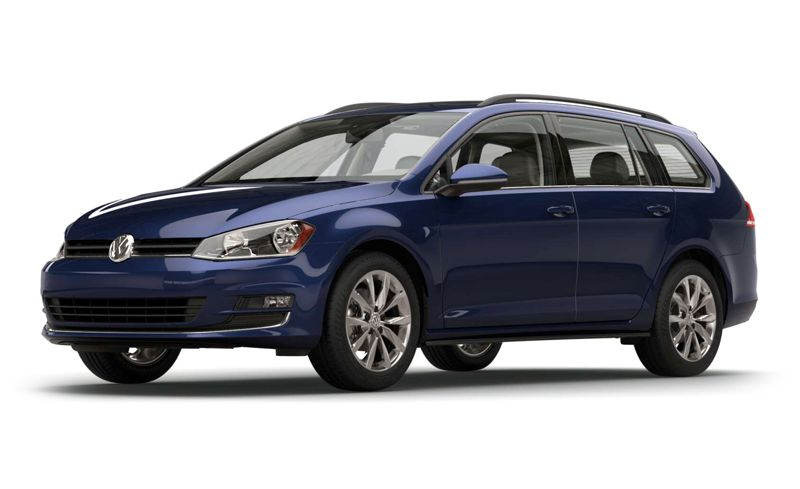 Check out the latest Volkswagen Golf SportWagen features