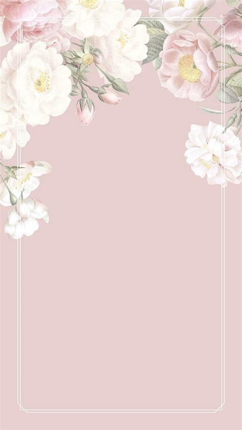 Download Premium Illustration Of Elegant Floral Frame