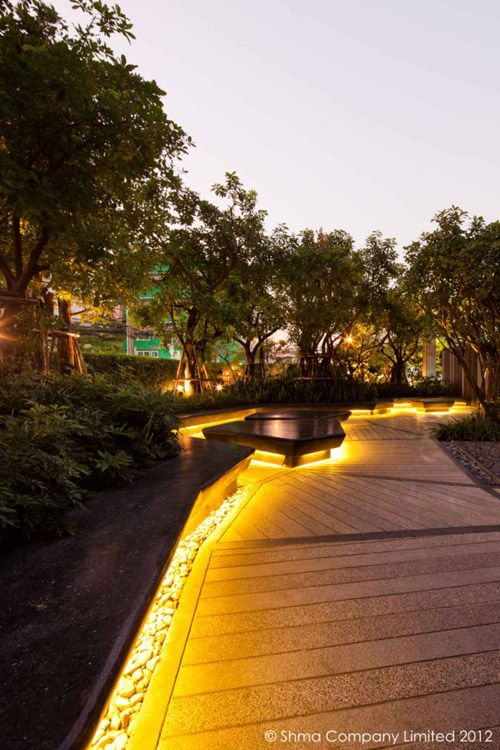 Life Ladprao Urban Park By Shma Designs
