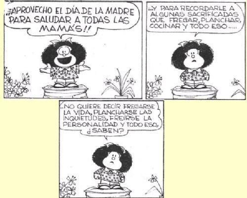 Día de la Madre - cómico