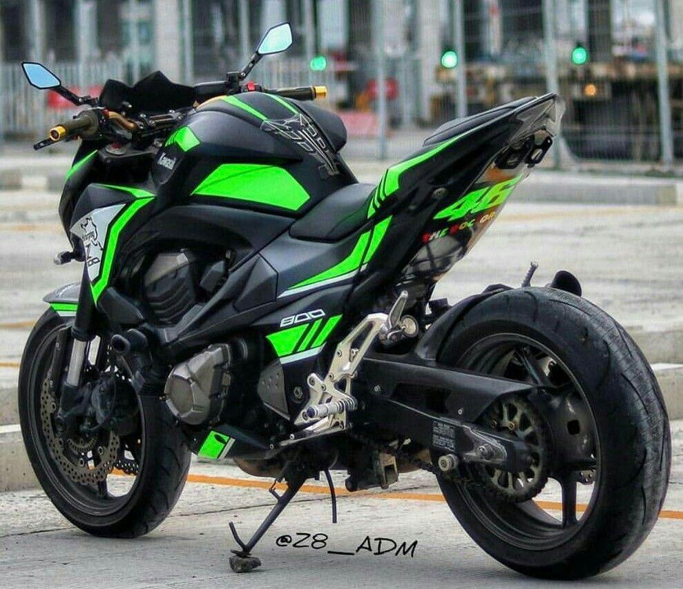 Kawasaki Motos Esportivas Motos Motoca