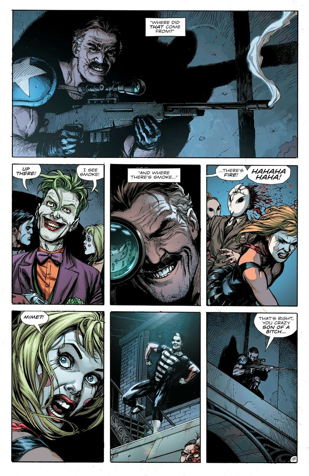 Doomsday Clock 6 Quadrinhos