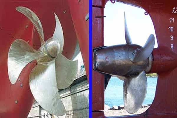 Controllable Pitch Propeller (CPP) Vs Fixed Pitch Propeller