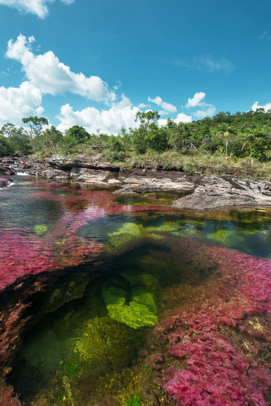 Lugares escondidos de colombia