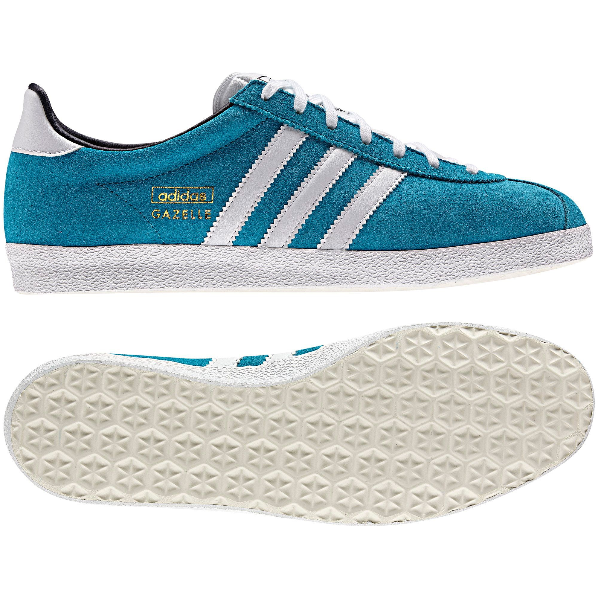 women's adidas light grey gazelle og iv trainers nz
