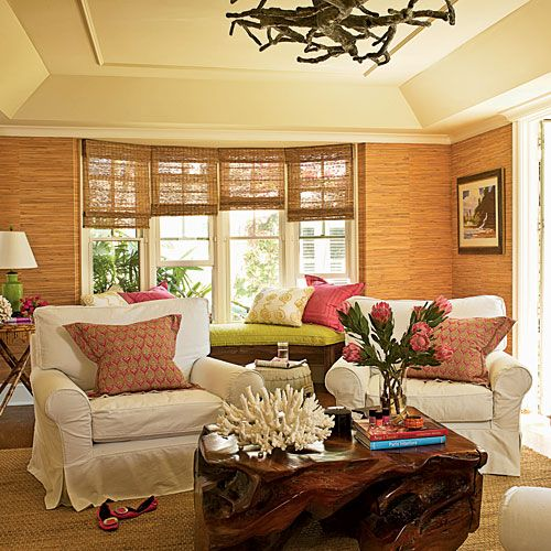 Welcoming Retreat - Colorful, Cozy Spaces - Coastal Living