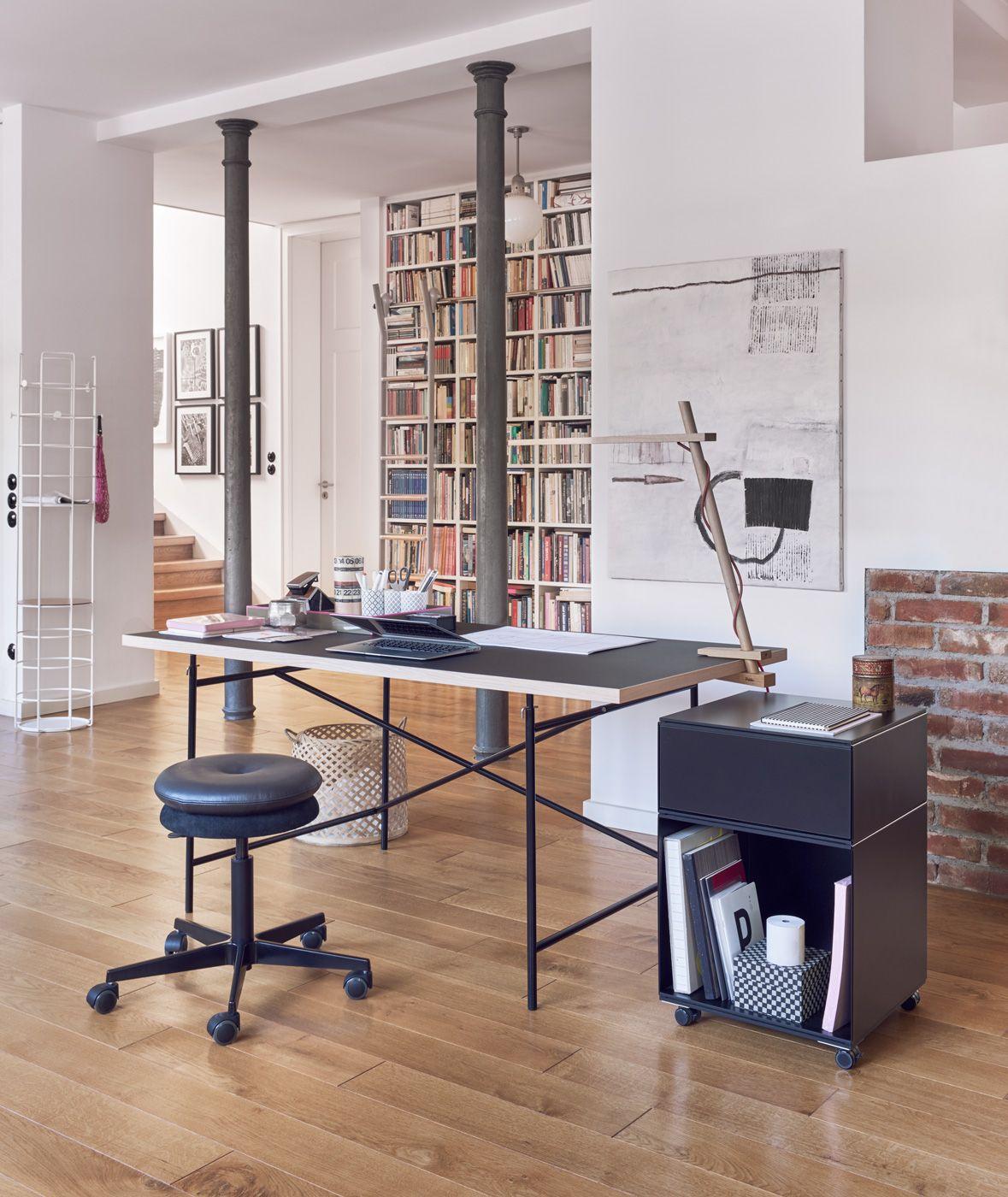 egon eiermann tisch aus dem jahr 1953 von richard lampert furniture pinterest egon. Black Bedroom Furniture Sets. Home Design Ideas