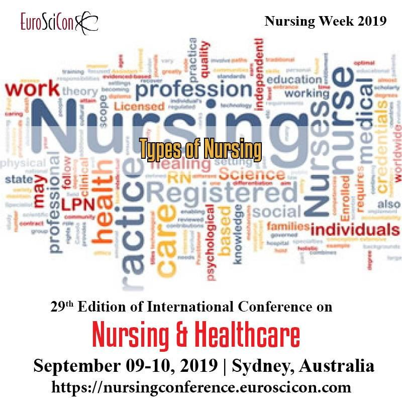 There are wider ranges of topics in the field of Nursing from head