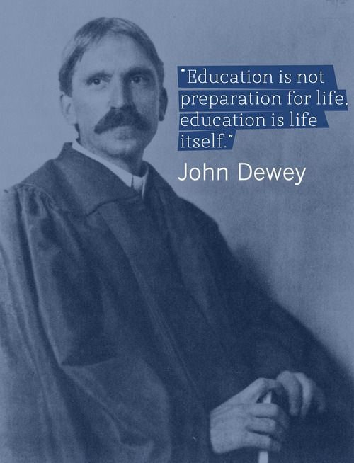 John Dewey Quotes On Education : dewey, quotes, education, Teachers, College,, Columbia, Univesrity, College, University,, Teaching, Inspiration