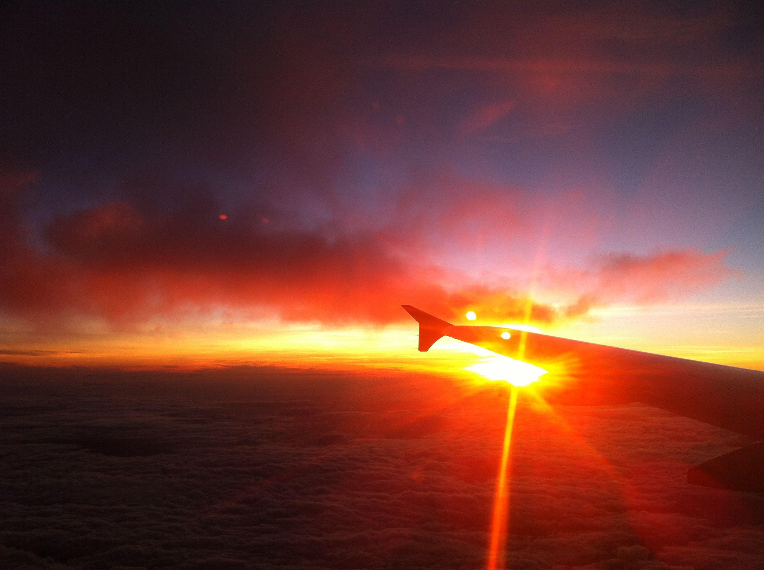 """""""Sunset over Boracay"""""""