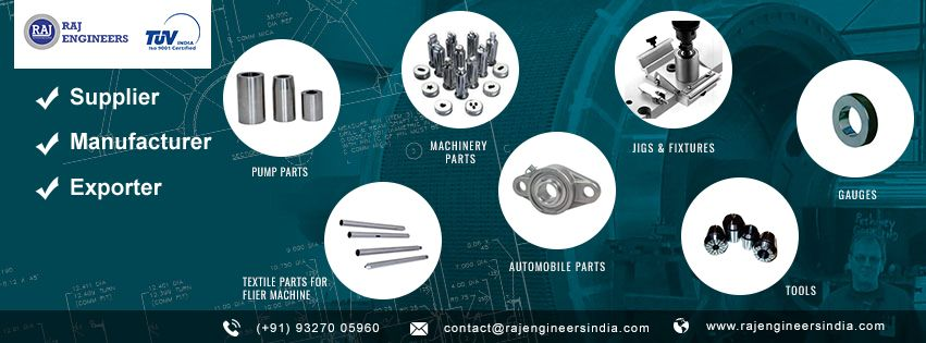 Raj Engineersindia is a leading manufacturer specializing