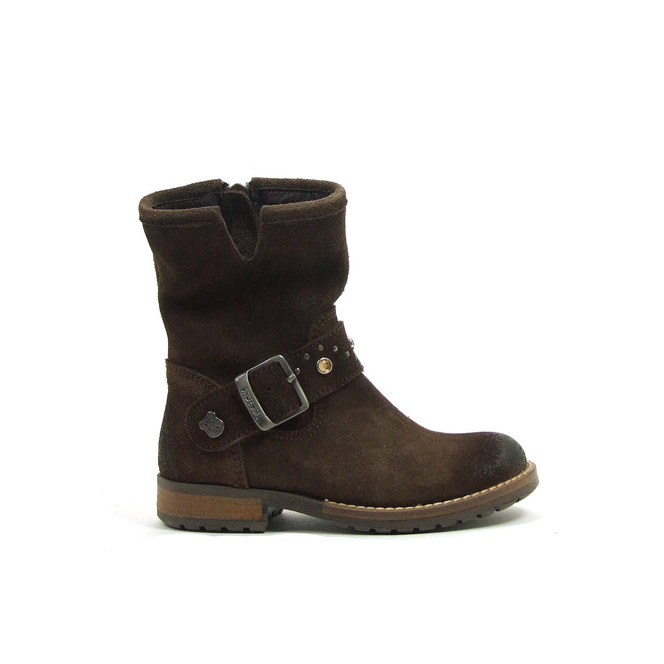 3963b85ab61f8b Korte easy to go laarsjes van Shoesme! Deze meiden laarzen zijn uitgevoerd  in een midden