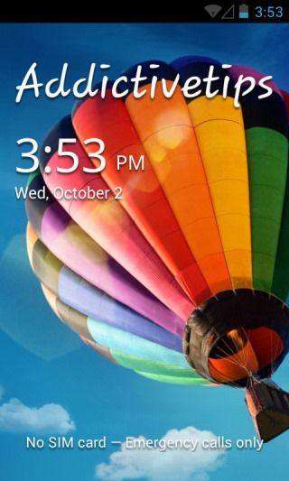 Get Samsung Galaxy S4 Note 3 Lockscreen On Your Android Phone