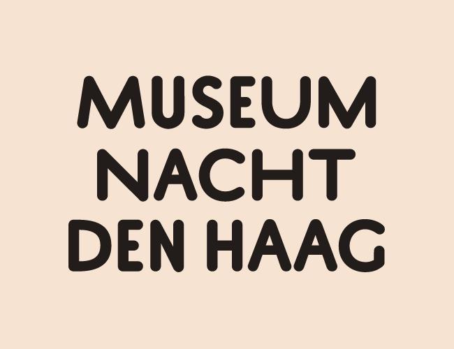 logo Museumnacht Den Haag, 2014
