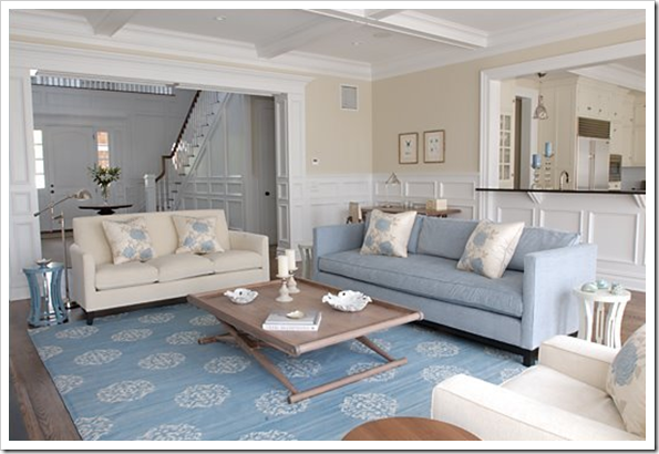 How To Choose An Area Rug Coastal Living RoomsCream