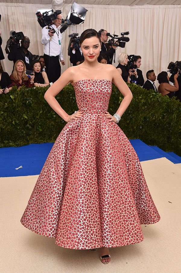 2017 Met Ball\'s Best Dressed — See The Gala\'s Most Glam Get-Ups ...