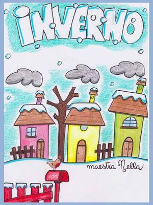 Maestra Nella Il Libro Dell 39 Inverno Vintage
