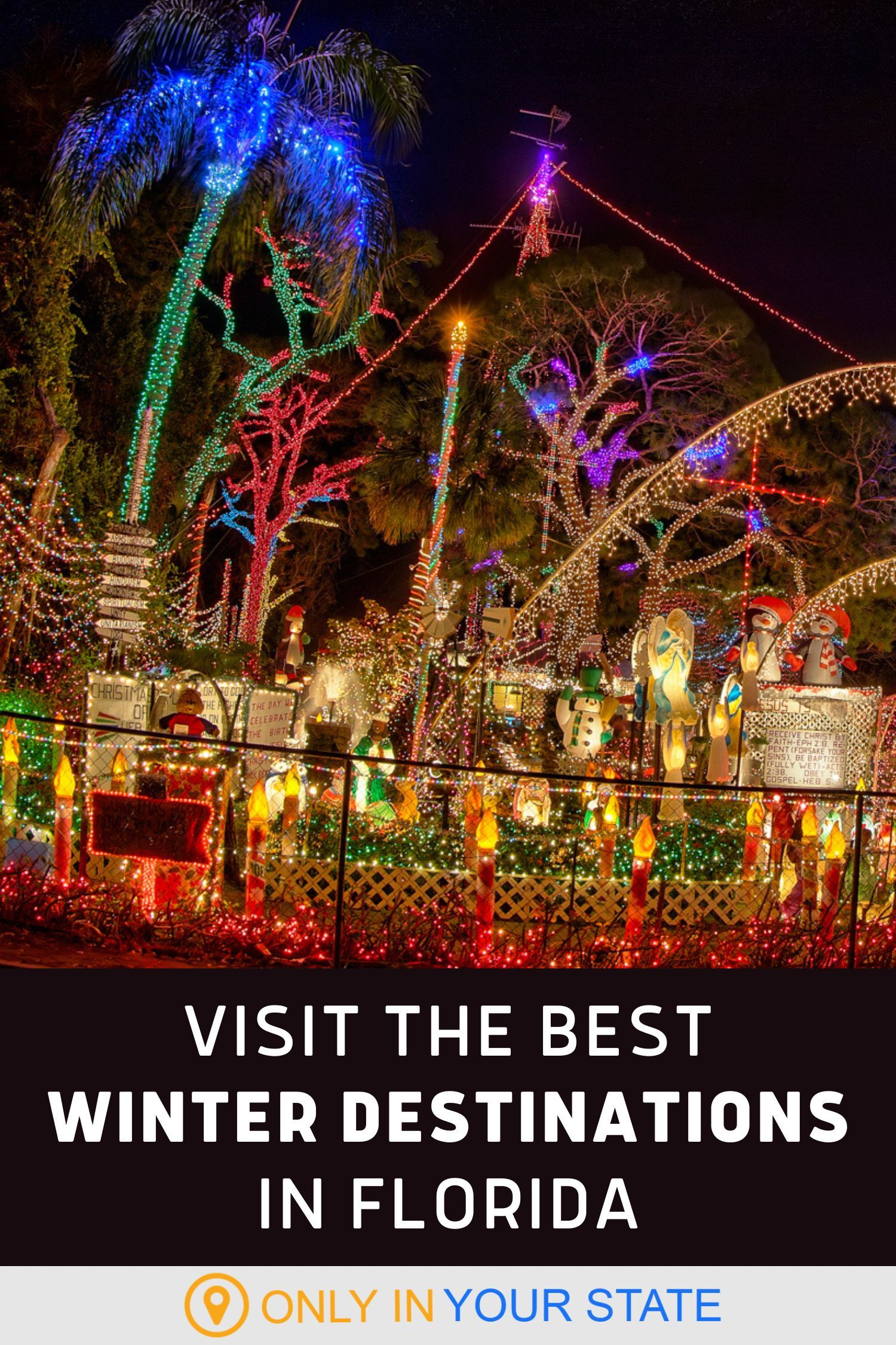 Here Are 9 Spots In Florida You Must Explore This Winter Southern Getaway Winter Travel Destinations Best Winter Destinations